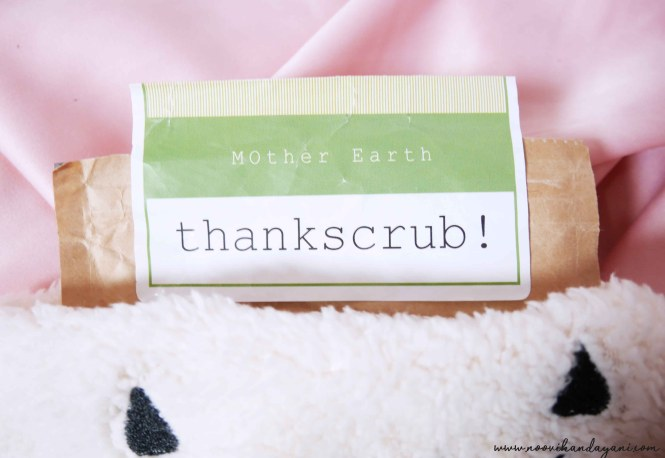 Thankscrub Mom Green Tea