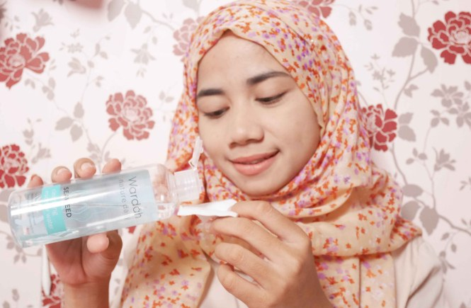 Wardah Seaweed Cleansing Micellar Water