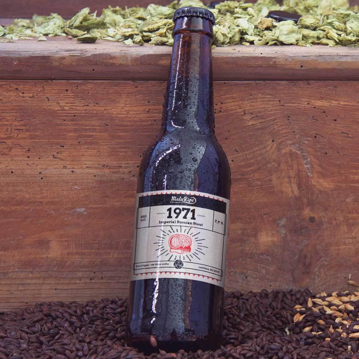 malaripe beer 1971