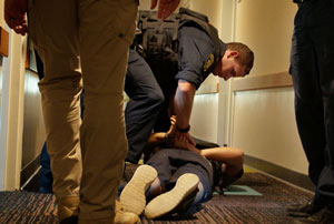 In The Active Shooter Drills Officers Train To Stop A