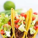 Cauliflower Walnut Mushroom Taco Meat