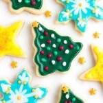 The Best Vegan Sugar Cookies