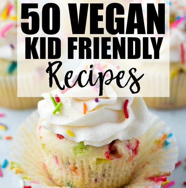 vegan kid recipes