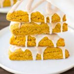 Starbucks Copycat Vegan Pumpkin Scones