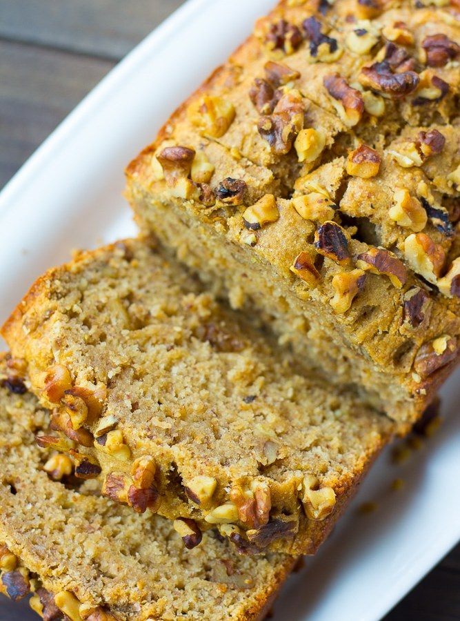 Easy Vegan Banana Bread