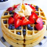 Best Ever Vegan Waffles
