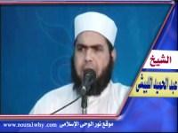 الشيخ عبد الحميد اللبيشى