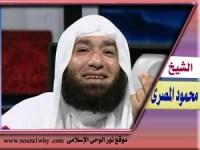 الشيخ محمود المصرى