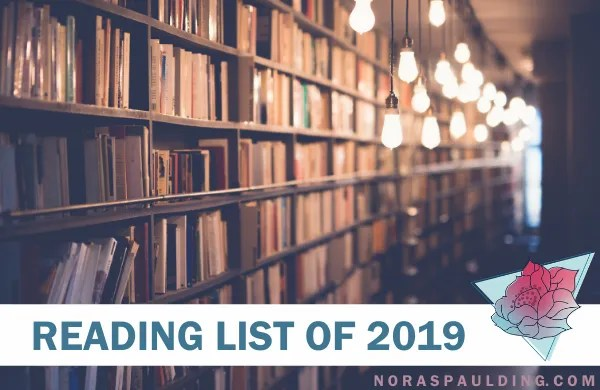 reading list of the year