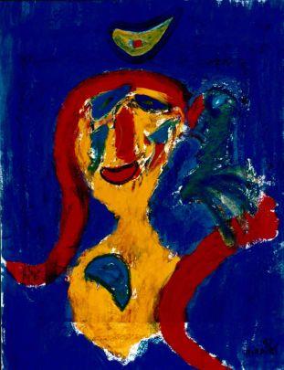 141 Vrouw en Vogel 2