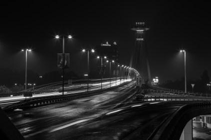 UFO by Night @ Bratislava