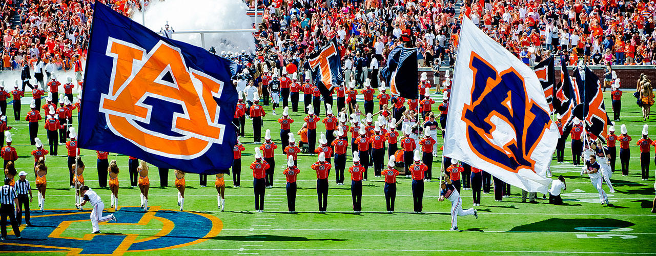 Auburn Tigers Gameday Parties in Northern California