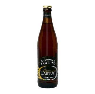 Birra Bionda al Tartufo