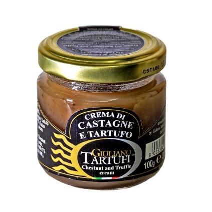 Crema di Castagne e Tartufo