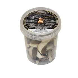 Funghi Porcini Secchi Commerciale Barattolo
