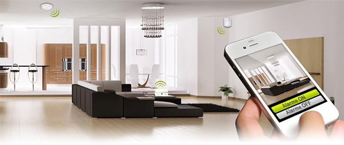 domotique pour une s curisation optimale de son domicile nord domotique. Black Bedroom Furniture Sets. Home Design Ideas