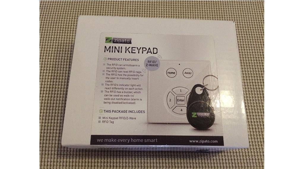 Guide d'utilisation du clavier WT-IRFID avec la Zipabox