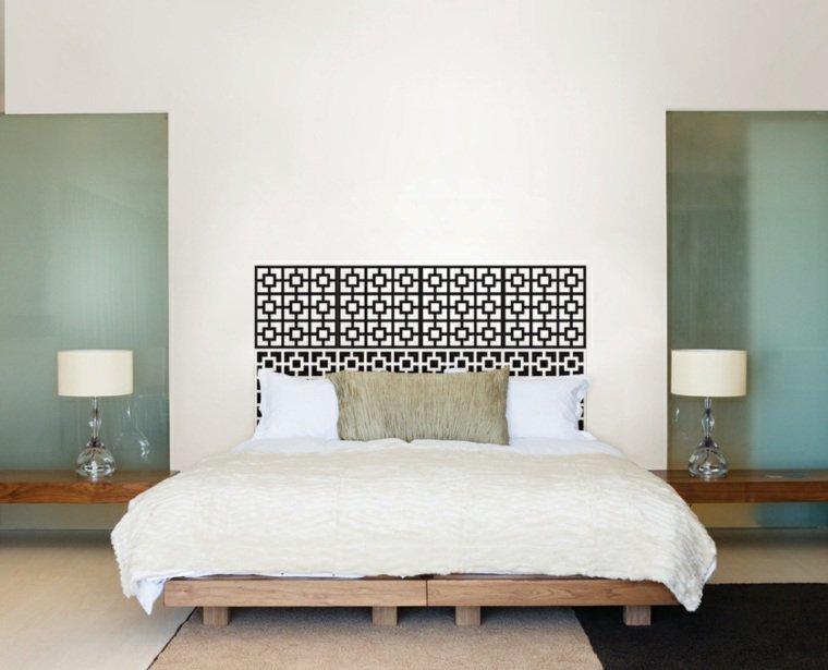 chambre grace a une tete de lit