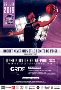 Open Plus de Saint-Paul 3x3 @ SAINT-PAUL