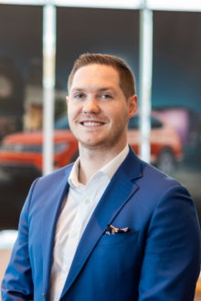 Dylan Feihle - General Sales Manager