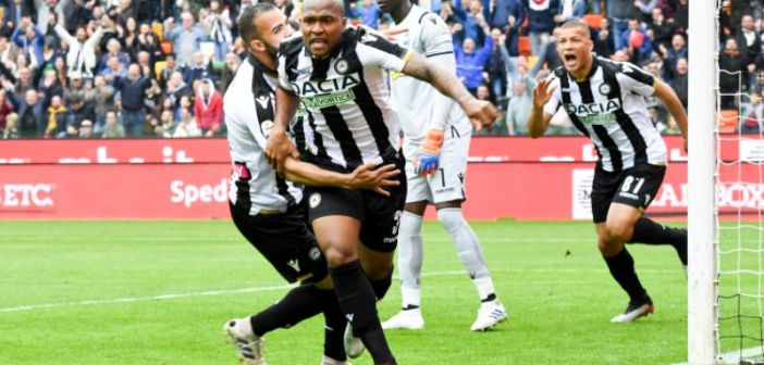 LE PAGELLE DI STERA : UDINESE – SPAL 3 – 2