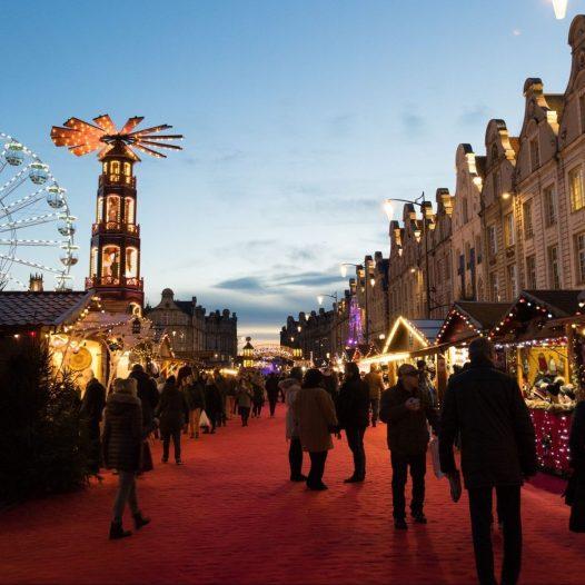 Weihnachtsmarkt in Arras, © CRTC des Hauts-de-France