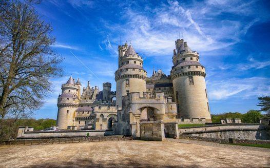 Château Pierrefonds, © Oise Tourisme
