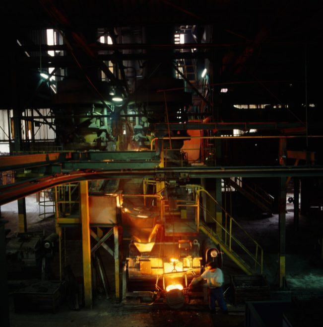 Ofenfabrik Godin, © Georges Fessey 2003, Familistère de Guise