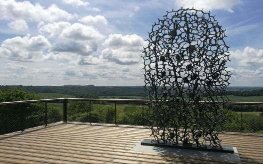 Skulptur Haim Kern