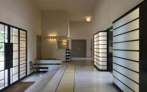 Hausflur im Erdgeschoss, © Colombe Clier CMN