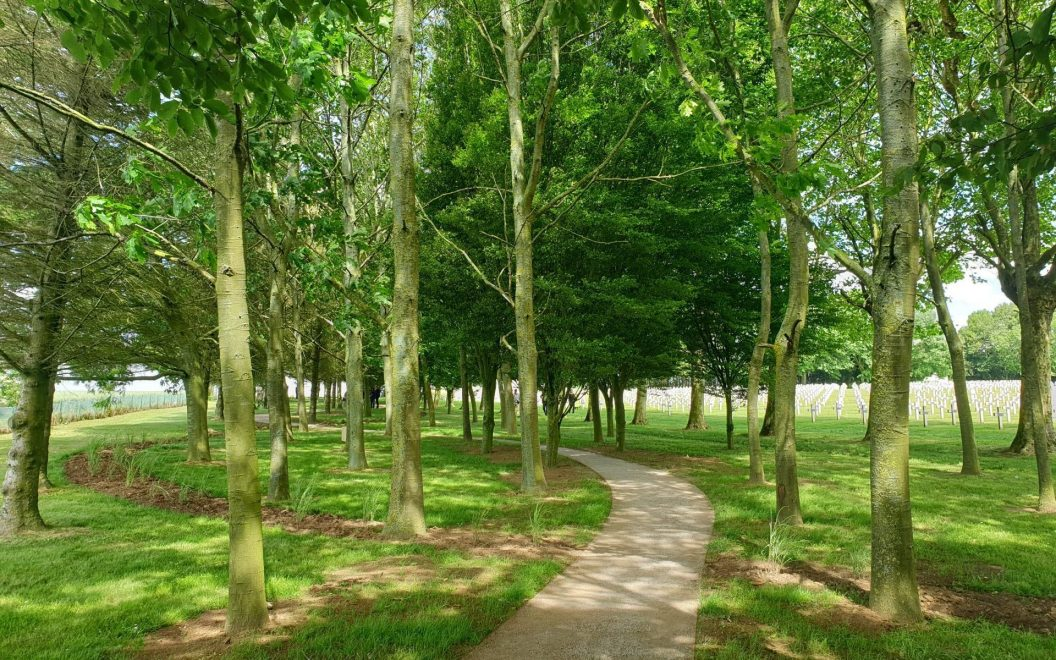 Garten des Friedens in Neuville-Saint-Vaast, © art et jardins Hauts-de-France