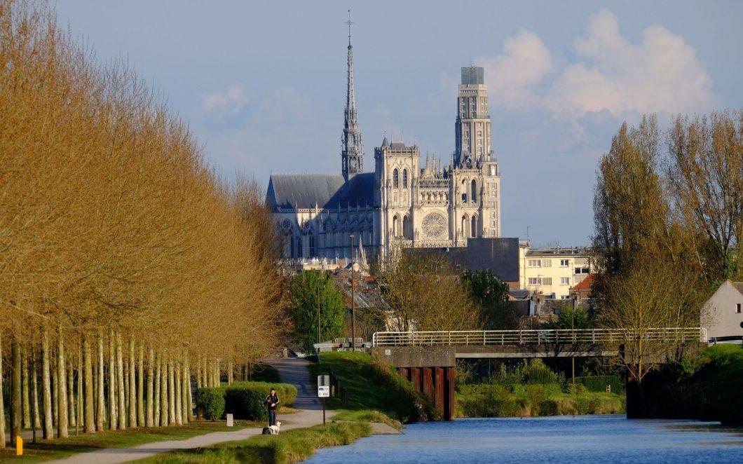 Notre Dame von Amiens: Die größte Kathedrale Frankreichs