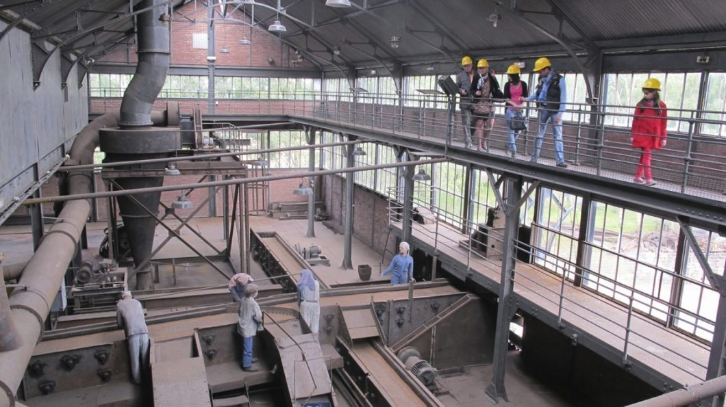 Bergbauzentrum Lewarde: Einzigartiges Erbe Nordfrankreichs
