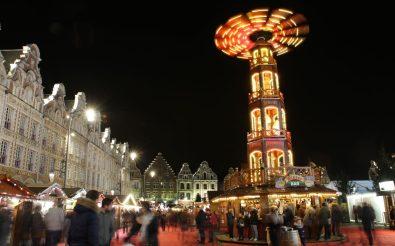 Weihnachtsmarkt in Arras