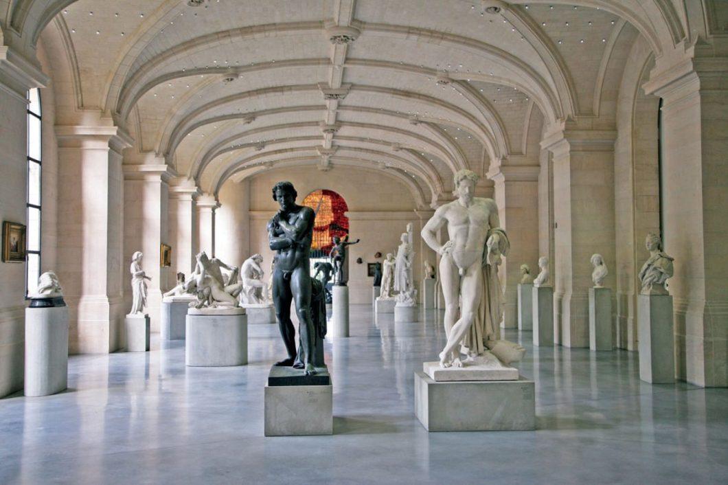 Kunstmuseum Palais des Beaux-Arts in Lille
