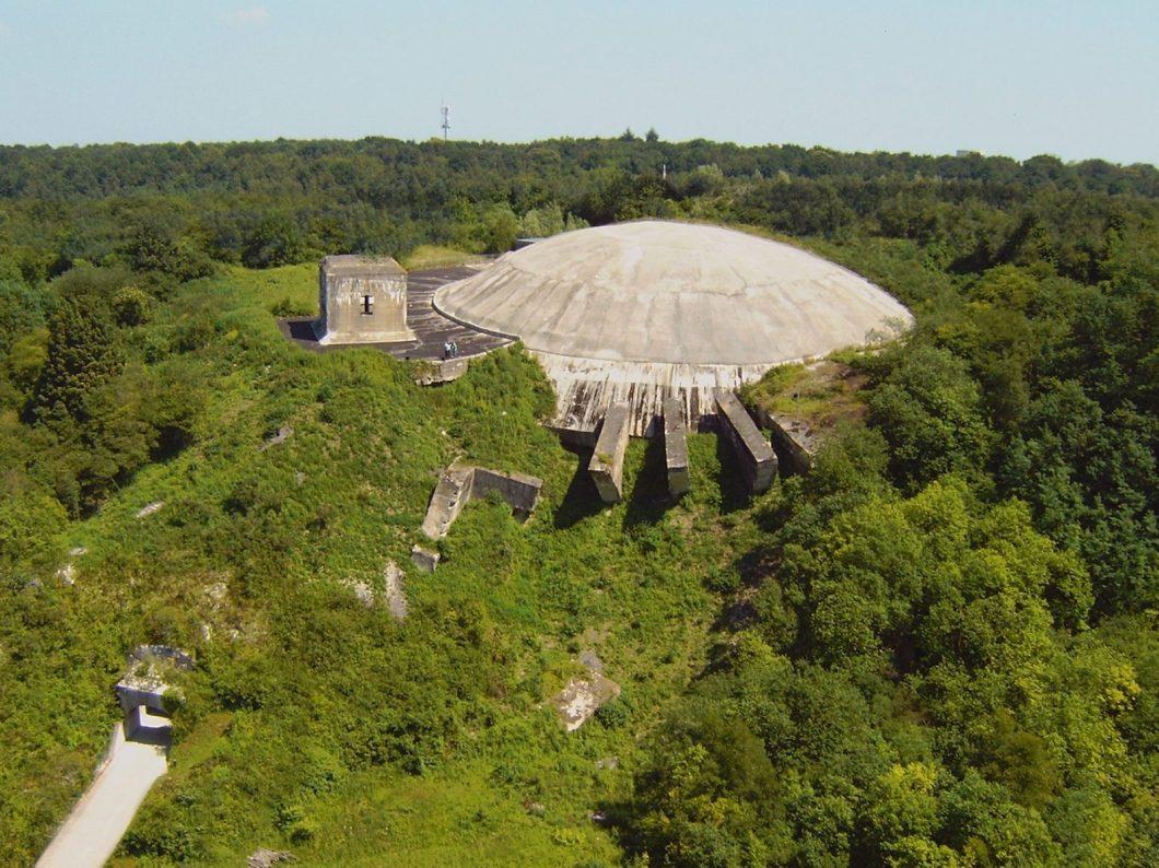 Bunker La Coupole: Ort der Geschichte & der Wissenschaft