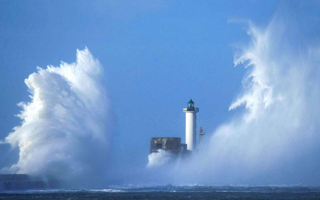 Boulogne-sur-Mer an der Opalküste