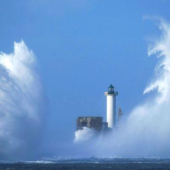 Leuchtturm in Boulogne-sur-Mer