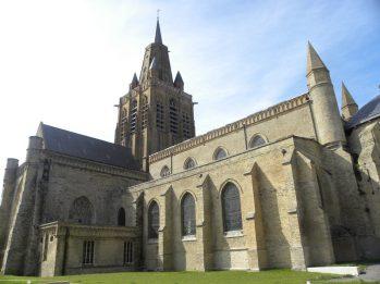Kirche Notre-Dame, © OT Calais - Côte d'Opale