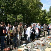 Braderie de Lille: Der größte Flohmarkt Europas