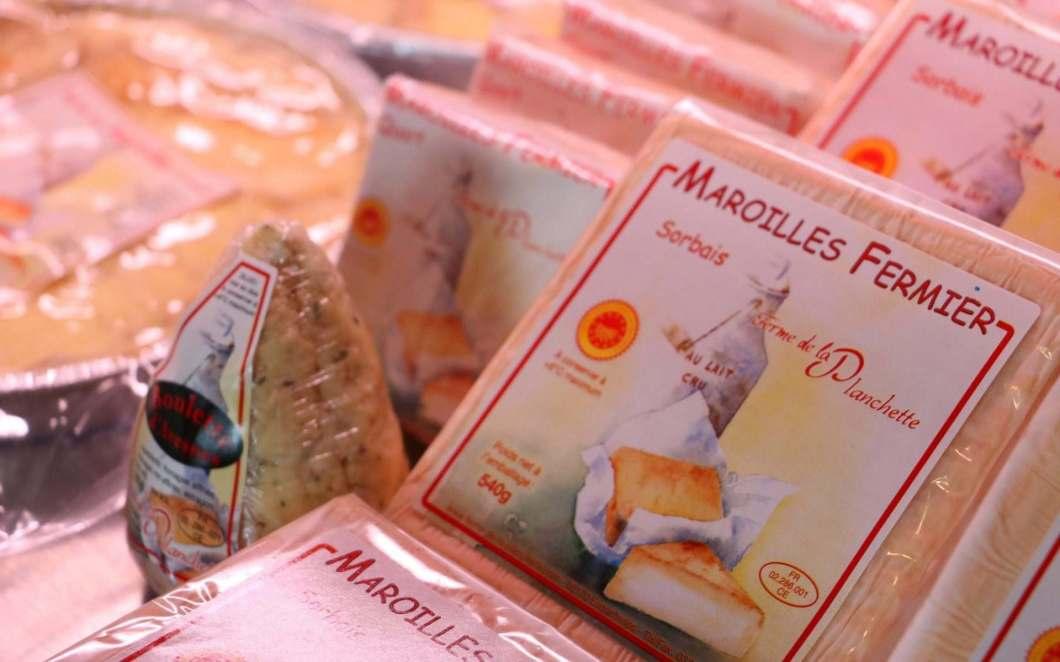 Die Käse Nordfrankreichs