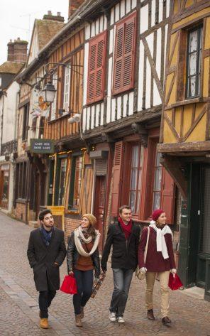 Rue du 27 Juin in Beauvais, © Benjamin Teissedre - Comdesimages - Oise Tourisme