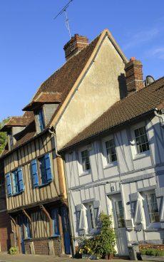 Rue de Chambry in Beauvais, © Anne-Sophie Flament - Oise Tourisme