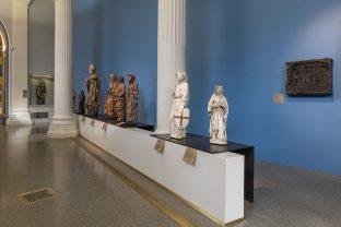 Mittelalterausstellung im Erdgeschoss, © Alice Sidoli - Musée de Picardie