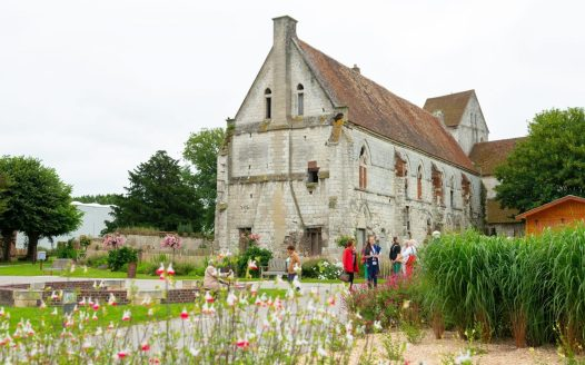 Krankenhaus aus dem 12. Jahrhundert, © Xavier Renoux - Oise Tourisme