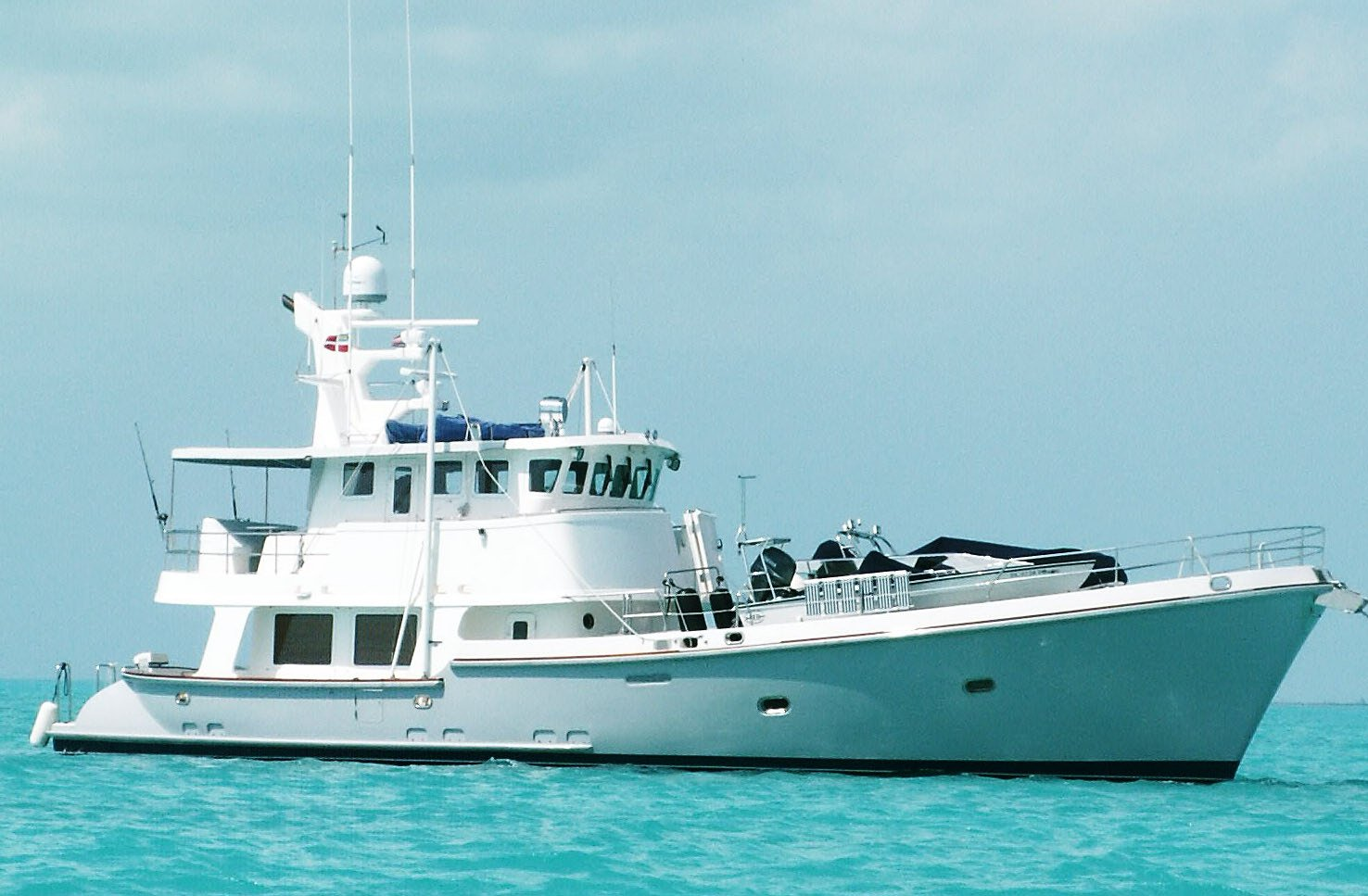 Nordhavn Europe Home Of The Worlds Most Capable Trawler