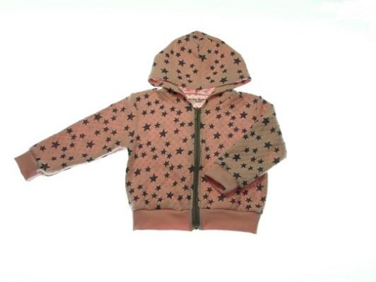 Økologisk-jakke-m-stjerner-80
