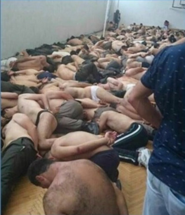 Turkish police adopt ISIS-like torture tactics, see women and girls as sex slaves: report 21