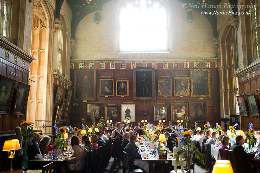 Christ Church Oxford Wedding Photography 187 Nordicpics Blog