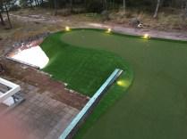 Villa Upinniemi golfgreen3